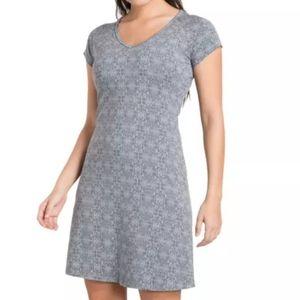 Kuhl Teal Oriana Slate Dress
